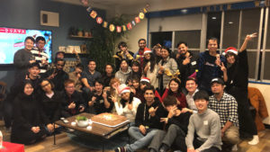 Happy Christmas Party! @ First house Mizonokuchi 100+b