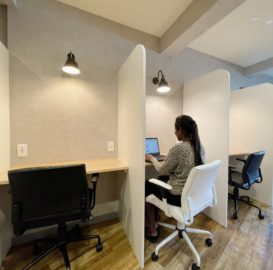 Firsthouse Omori Working lounge Resident interview!