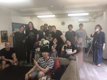 BBQ PARTY IN NISHI-FUNABASHI