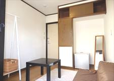 お部屋によってタイプ・構造が異なります。