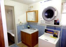 洗面所&洗濯機&乾燥機(洗濯機乾燥機は1階のみ)