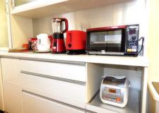 キッチン用品&家電もご用意しています!