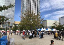 休日の錦糸公園