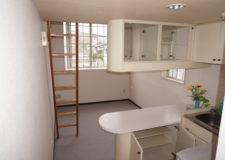 ワンルームの割に収納が多いお部屋になります。
