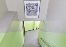 階段です♪