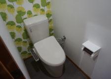 トイレは男女別で用意しています!