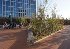 二子玉川には公園もあります:)