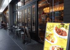 美味しいレストランやカフェも楽しめますよ:)