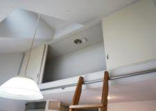 2Fの部屋には約2畳分のロフトもあります。