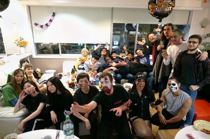 ハロウィンだよ!!!!!! in 横浜青葉