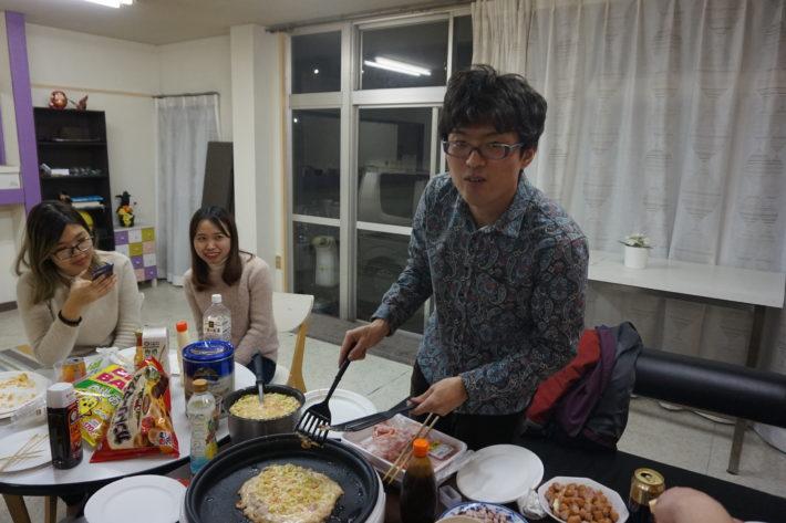 横浜藤が丘で関西パーティー!?