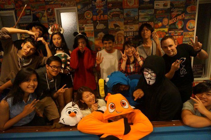 ハロウィンパーティした@ファーストハウス横浜青葉