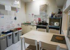 キッチン家具も入替えました!