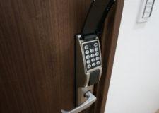 各部屋ナンバーキーのため、鍵紛失の心配はありません!