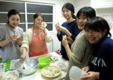 餃子パーティー!