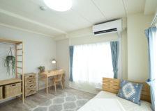 シンプルが好みの方にもベストマッチなお部屋もご用意あります!