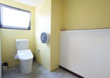 トイレは各階に2基ずつございます。