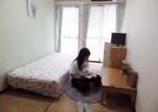 103号室☆窓が大きく日差しが気持ちいいお部屋♪