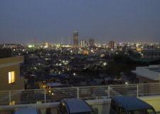 夜になると更に景観がよくなります!