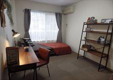 このような家具を置いてもスペースはまだ余裕あり!