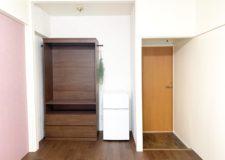 204号: 2階はどの部屋もゆったり13.8㎡