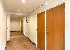 館内2階廊下 スッキリ清潔感