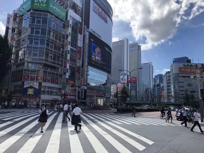 テレワーク等におすすめな家具家電付きワンルーム物件 in 新宿!