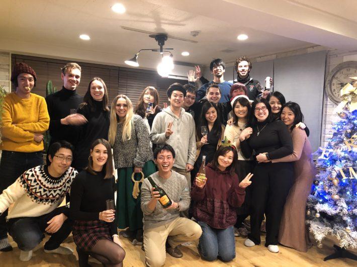 ♪クリスマスパーティ♪@ファーストハウス高井戸杉並