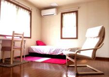 (202)綺麗で広々としたお部屋になります