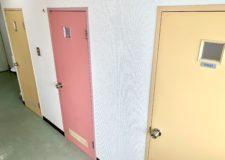トイレは全部で4基あるため、順番待ちはありませんよ!
