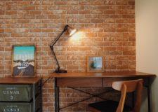 壁紙も部屋ごとに異なります