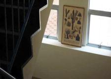 階段上り下りで、テイストが変わっていくのは一見の価値あり!