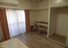 こちらは女性用のお部屋をイメージ。