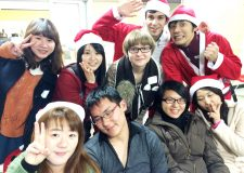 クリスマスパーティー!