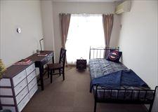 こちらは男性部屋をイメージ。