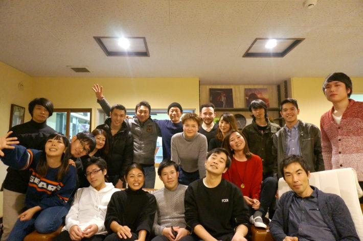 市が尾シェアハウスParty~Reunion 2018~