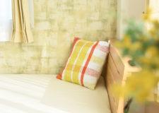 部屋によって異なる壁紙・テイストを楽しめます!